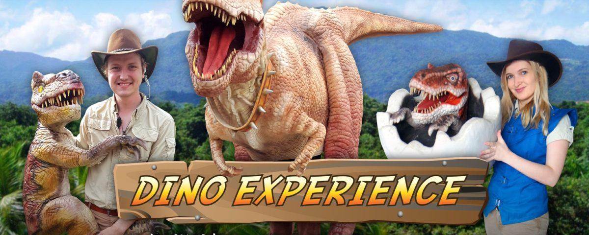 Dino Experience komt naar Landbouwshow Opmeer